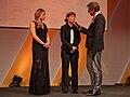 Gala des Dresdner Sports 2016 Tina Punzel Andrea Ehrig-Mitscherlich.jpg