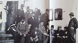 1911–12 Galatasaray S.K. season - Galatasaray SK in Dacia Ferry