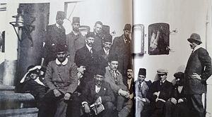 1911–12 Galatasaray S.K. season - Galatasaray SK in Dacia Ferry