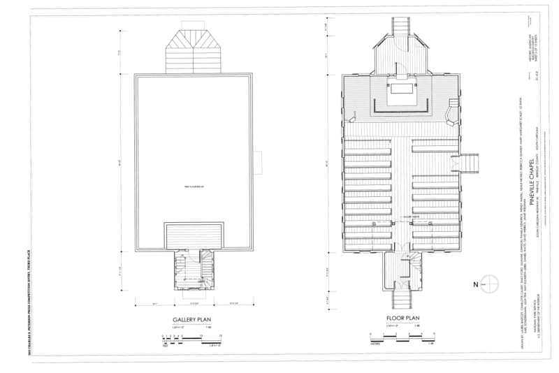 Renovation maison nord 59 suite Parentale Sous Les  bles A Lambersart Plux 122 moreover Chambord Les Plans together with File Gallery Plan and Floor Plan   Pineville Chapel  State Road S 8 204  Pineville  Berkeley County  SC HABS SC 438  sheet 3 of 15 also 431501208017996245 as well Flrpln. on floor plans