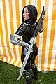 Gally cosplayer at Animagic 2009 (2).jpg
