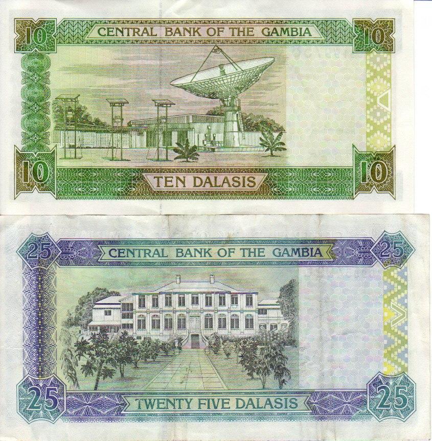 Gambia-banknotes 0002