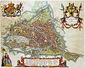 Gandavum Map of Ghent by Jan Blaeu.jpg