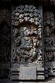 Ganesha Scultpure at Keshava Temple, Somanathapura.jpg