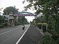 Gapura perbatasan memasuki Kabupaten Lumajang dari arah Kabupaten Probolinggo di Malasan (Entrance Gate to Regency of Lumajang from Regency of Probolinggo) - panoramio.jpg