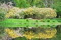 Gardens with lots of flowers besides castle Renswwoude - panoramio.jpg