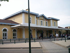 Image illustrative de l'article Gare de Montélimar