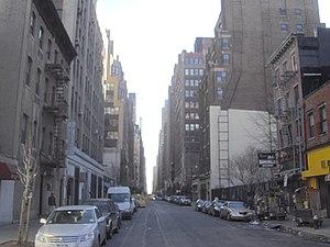 English: Garment District, Manhattan
