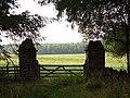 Gate, Muir of Thorn - geograph.org.uk - 236994.jpg