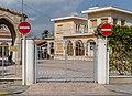 Gate to Sotiros Church, Larnaca, Cyprus.jpg
