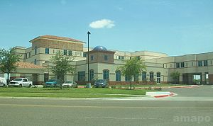 Gateway Community Health Center in Laredo (Spa...