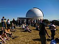 Gathering in Pullman for partial eclipse August 21 2017 (37057141045).jpg