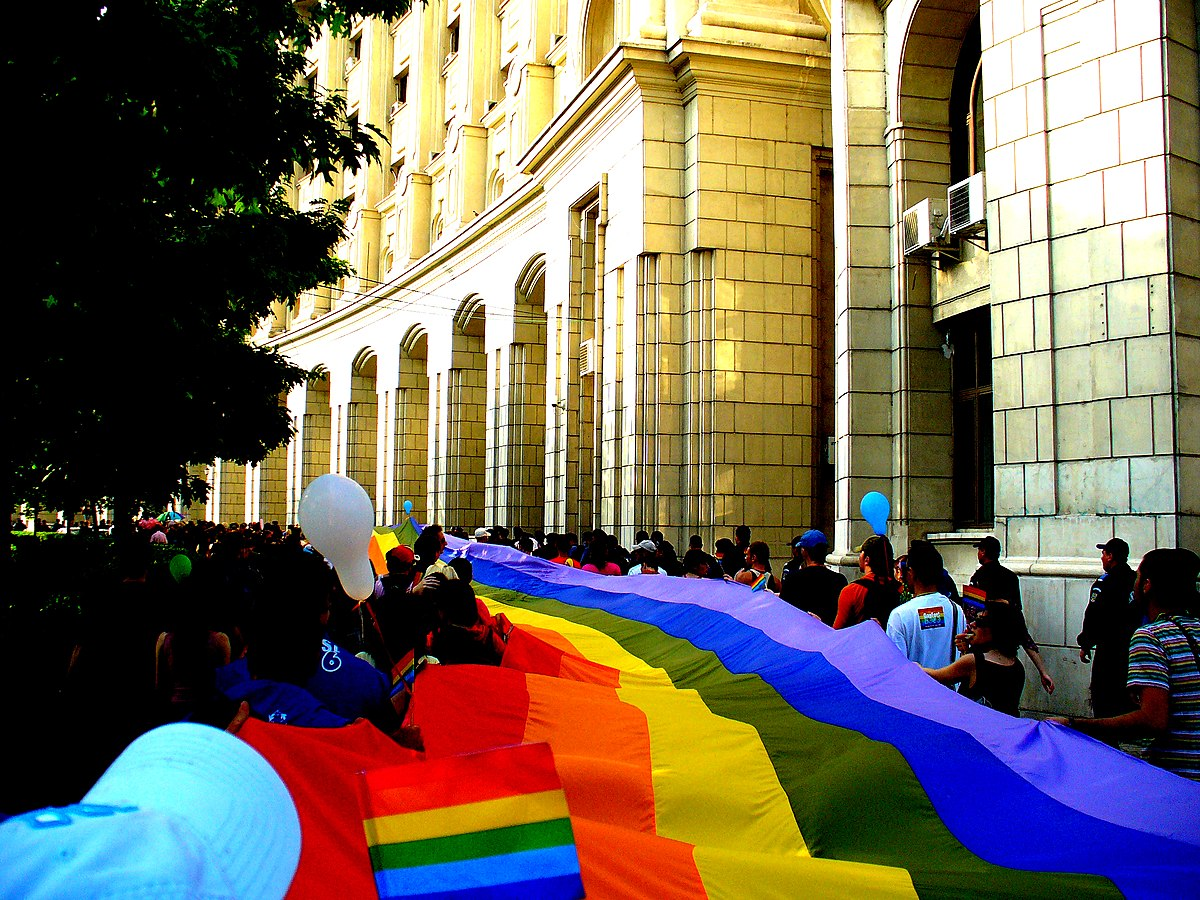 Bucharest Pride - Wikipedia