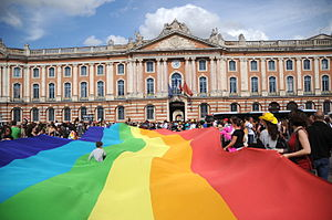 2011 Gay pride in Toulouse