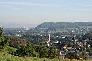 Gebenstorf - Image: Gebenstorf 0675