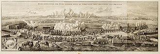 Geldern - Siege of Guelder in 1703