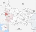 Gemeindeverband Loire, Vignobles et Nohain 2019.png