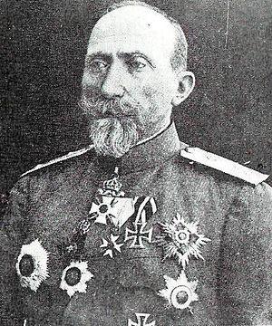 First Army (Bulgaria) - Image: General Dimitar Geshov