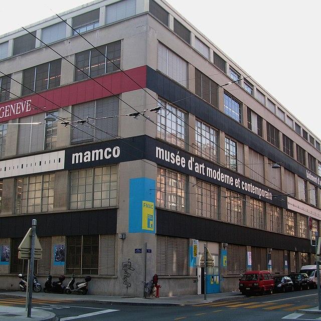 Musée d'Art moderne et contemporain / Mamco