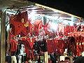 Genova-Biancheria intima rossa ad un mercantino di Natale.jpg