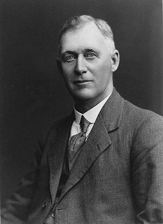 George Baildon - Baildon in 1920