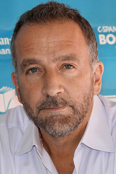 Picture of an author: George P. Pelecanos
