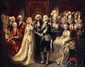 George prince of Wales and Caroline of Brunswick wedding.jpg