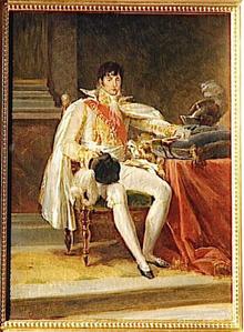 François Gérard: Louis Bonaparte, roi de Hollande (Quelle: Wikimedia)