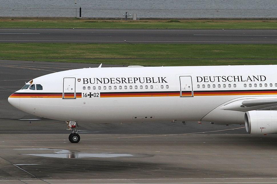 German Air Force A340-300(16+02) (6272414834)