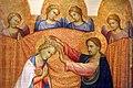 Gherardo starnina, incoronazione della vergine e angeli, 1400-10 ca. 02.jpg