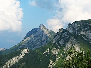 Giewont - Image: Giewont 001xxx