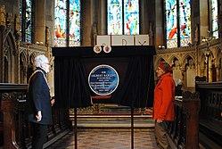 Photo of Gilbert Barling  blue plaque