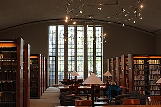 College of New Rochelle - Image: Gill Memorial Library 1