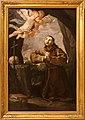 Giovan francesco gessi, san francesco in adorazione della croce, 1630-40 ca. 01.jpg