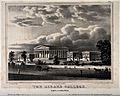 Girard College, Philadelphia. Lithograph by J.C. Wild, 1838, Wellcome V0014367.jpg