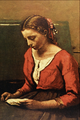 Girl Reading - Jean Baptiste Camille Corot.png
