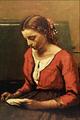 Girl Reading - Jean Baptiste Camille Corot.png