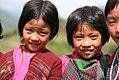 Girl kids of Bhutan.jpg