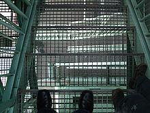 Treppen Gitterroste   Gitterrost Wikipedia