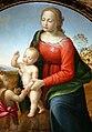 Giuliano bugiardini, madonna col bambino e san giovannino, 1518-20 ca. 02.jpg