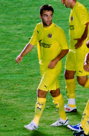 Giuseppe Rossi - Rossi played for Villarreal for five-and-a-half years after joining from Manchester United in 2007.