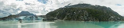Glaciar Lamplugh, Parque Nacional Bahía del Glaciar, Alaska, Estados Unidos, 2017-08-19, DD 115-120 PAN.jpg