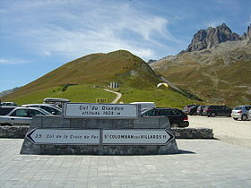 Image illustrative de l'article Col du Glandon