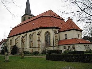 Glandorf, Germany - Image: Glandorf St.Johannes