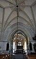 Glemminge kyrka altaret- takmålningar.JPG