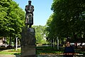 Gliwice - pomnik Piłsudskiego - panoramio.jpg