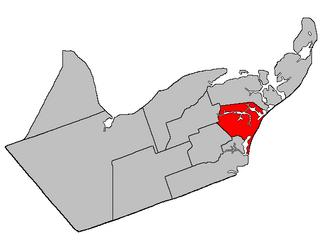 Inkerman Parish, New Brunswick Parish in New Brunswick, Canada