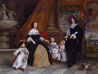 The Family of Jan-Baptista Anthoine