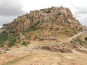 Gooty - Gooty fort