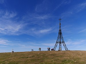 Gorbea - Summit of Gorbea